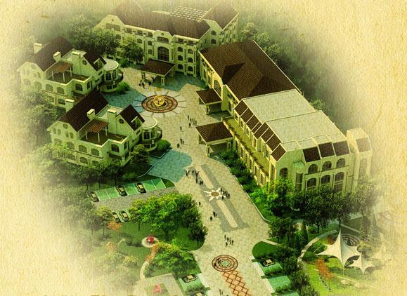 青岛又添一高端旅游酒店岸琴御公馆图片