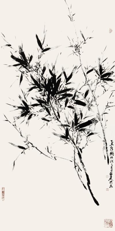 蔡印龙画作