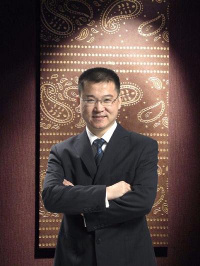 陈显伟(新加坡笙美酒店集团总裁)