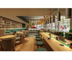 焕新出发,温德姆酒店集团旗下华美达安可推出全新品牌标识  全新品牌标识、设计和核心特点为旅客带来耳目一新的的体验