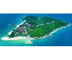 三亚蜈支洲岛度假景区