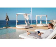 鲁滨逊俱乐部度假村推出Workation @ ROBINSON理念  为宾客打造集海滨办公和度假于一体的专属体验